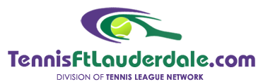 Ft Lauderdale tennis league